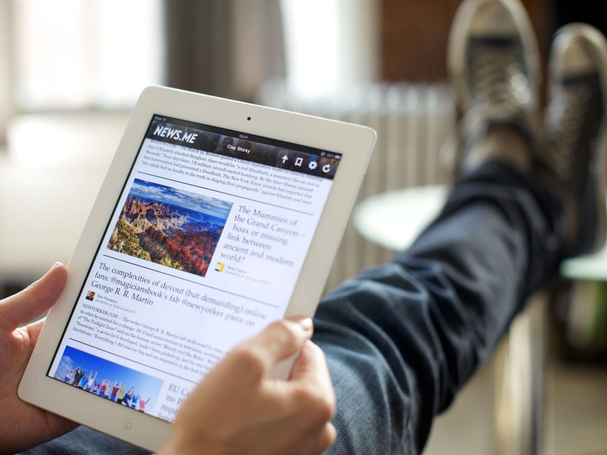 Ten essential iPad apps for running your digital startup business
