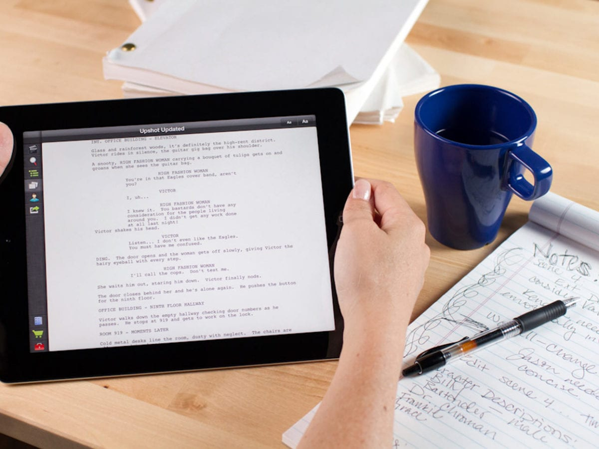 best creative writing software for mac