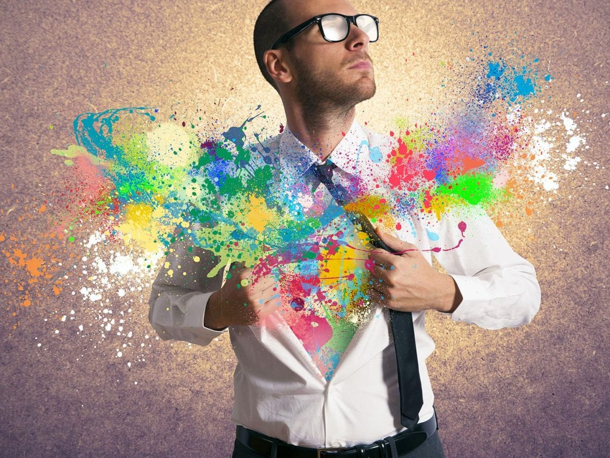 How to become a more creative person