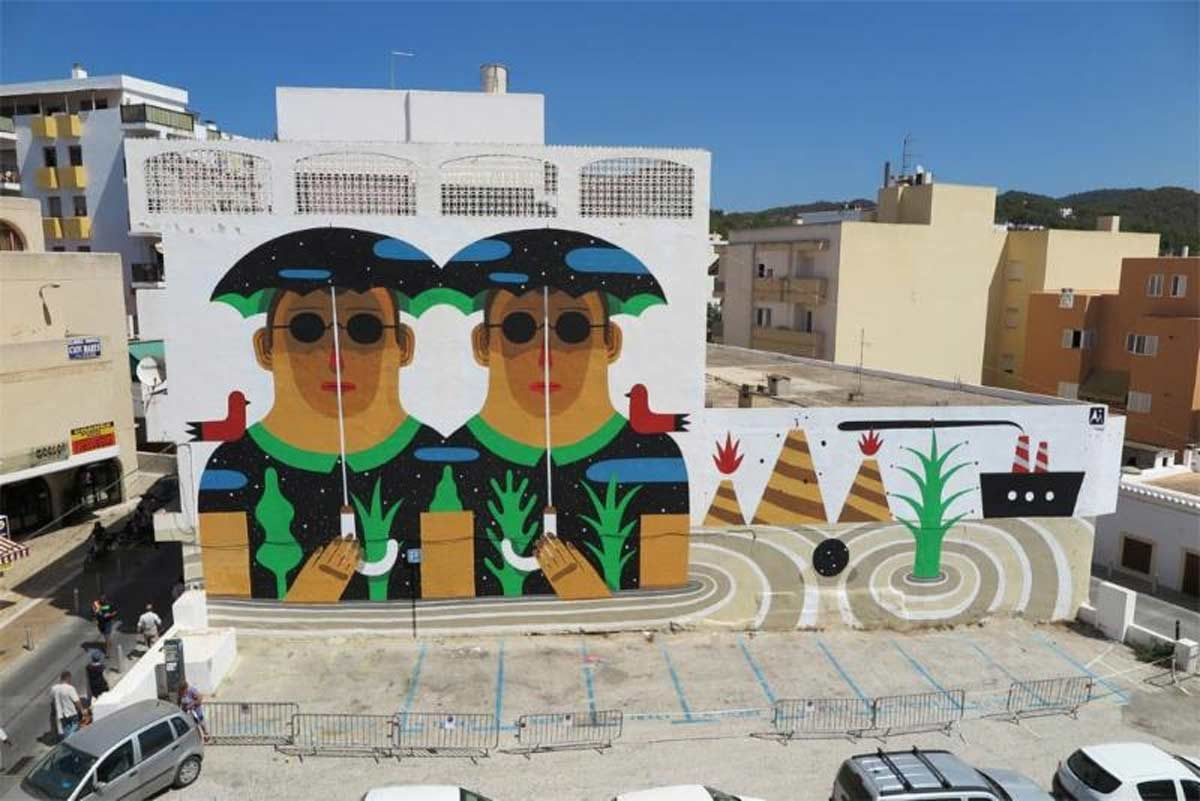 BLOOP International Proactive Arts Festival comes to end in Ibiza