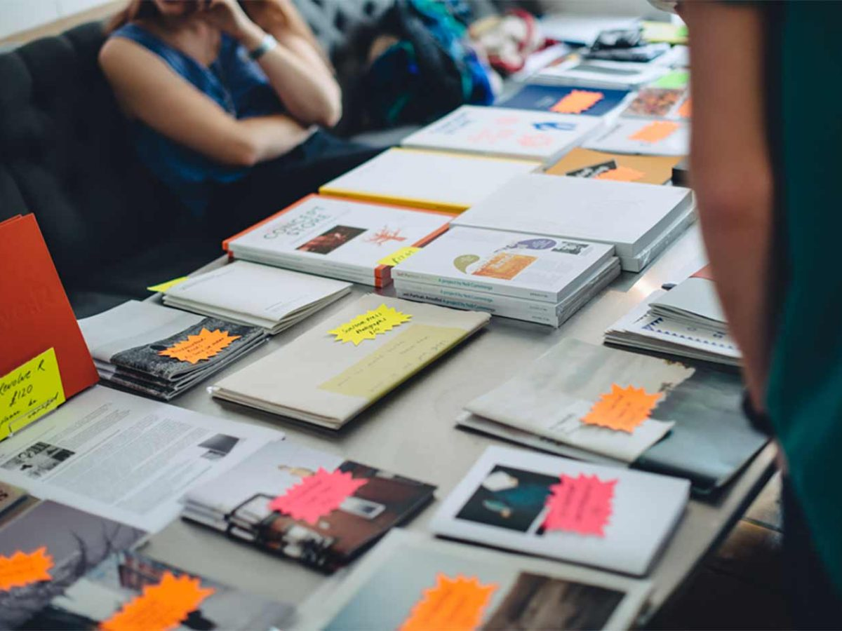 Plymouth artists to run Counter nomadic book fair