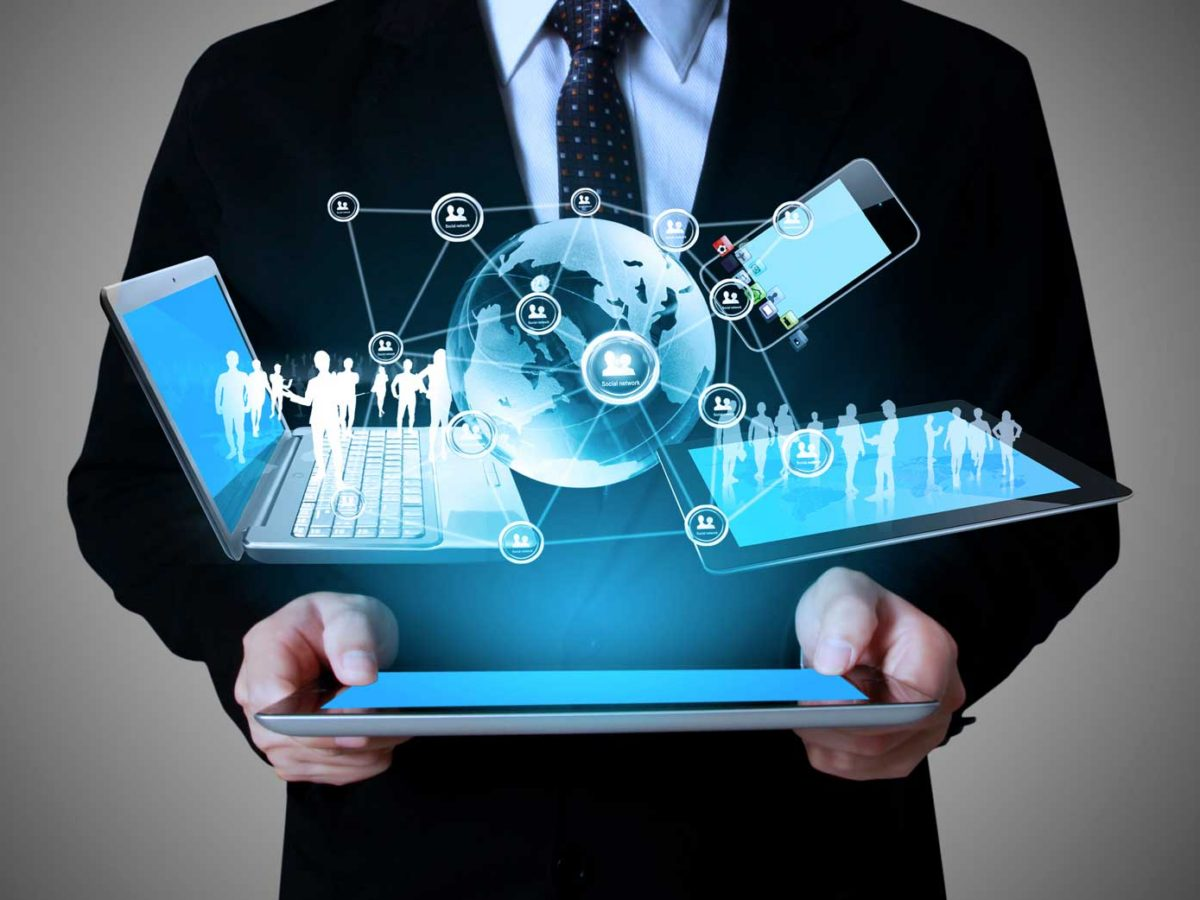 Five changes that will shape digital technology in 2015