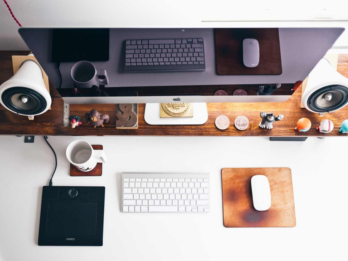 How to personalise your creative studio space