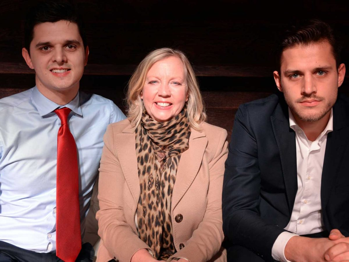 Photobooths, dragons and entrepreneurialism: Josh and Hyrum Cook on founding Zeven Media