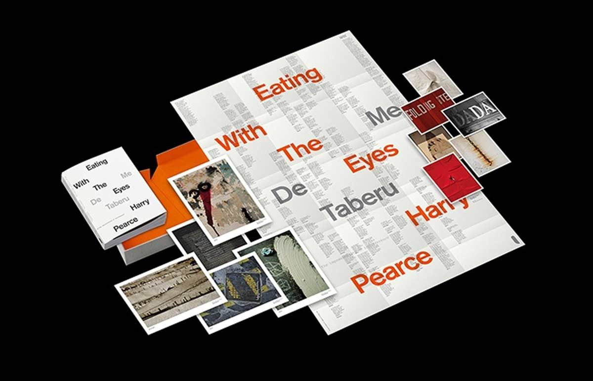 Unit Editions announces Eating With The Eyes photography book by Pentagram's Harry Pearce