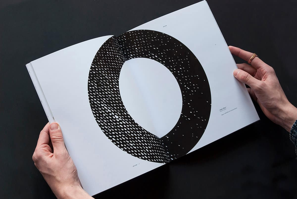 Origine Magazine A personal and academic project Art Direction Corporate Identity course.