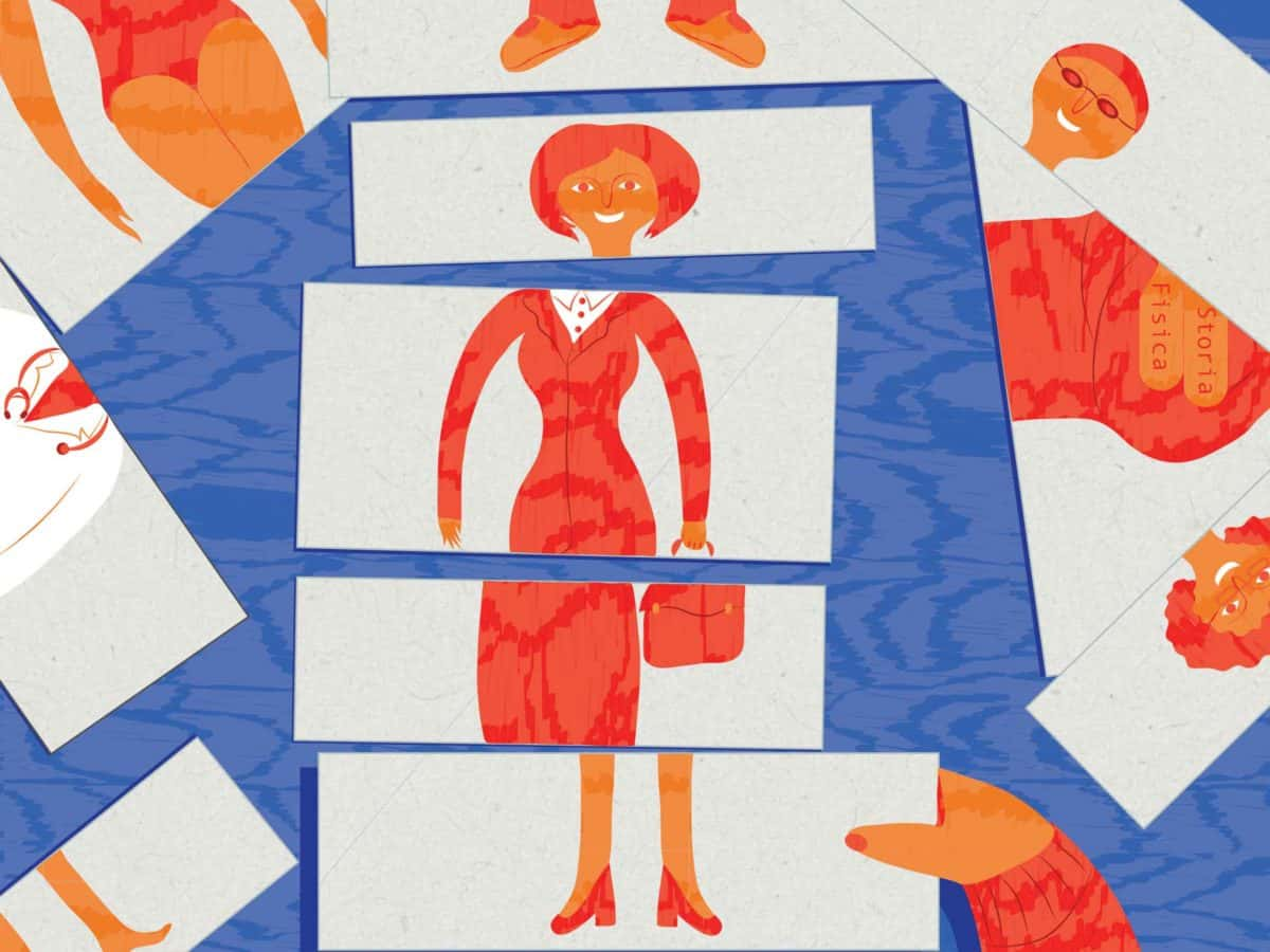 """""""If you are a self-critic, you will get better with time"""" – illustrator Sofia Sita"""