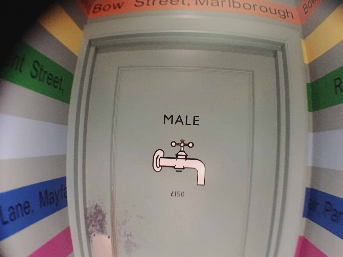 The Bog Blog project seeks to review remarkable toilets all over London