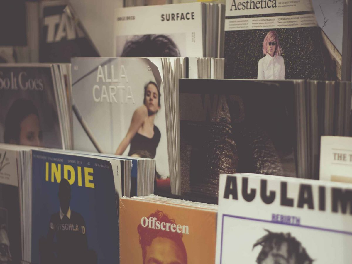 Why printed advertising is still important for your business