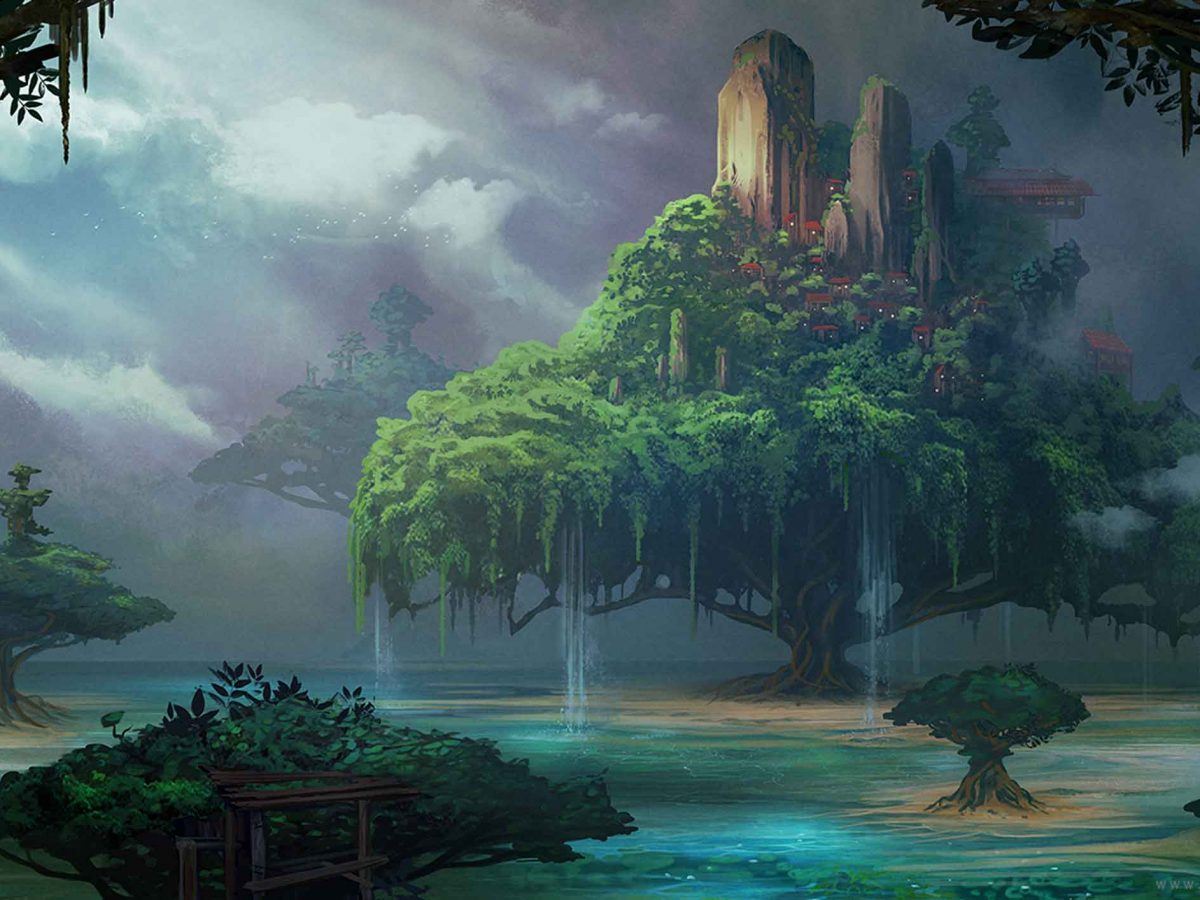 """""""By building a fan base from an early stage, your work becomes much more accessible"""" – fantasy illustrator Alyn Spiller"""