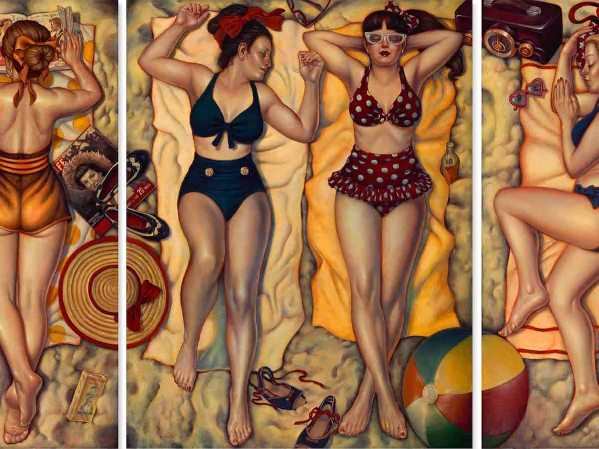 Endless Summer show of Danny Galieote works to run at JoAnne Artman Gallery