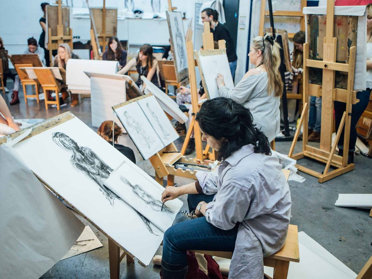 Plymouth College of Art partners with the British Council on Venice Fellowships programme