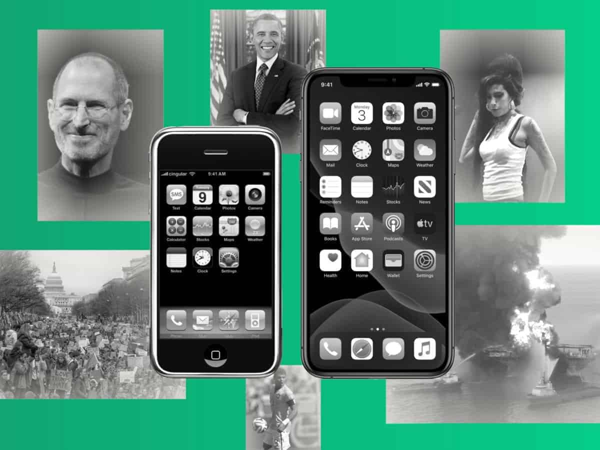 13 years, 13 ways: how the iPhone changed the world