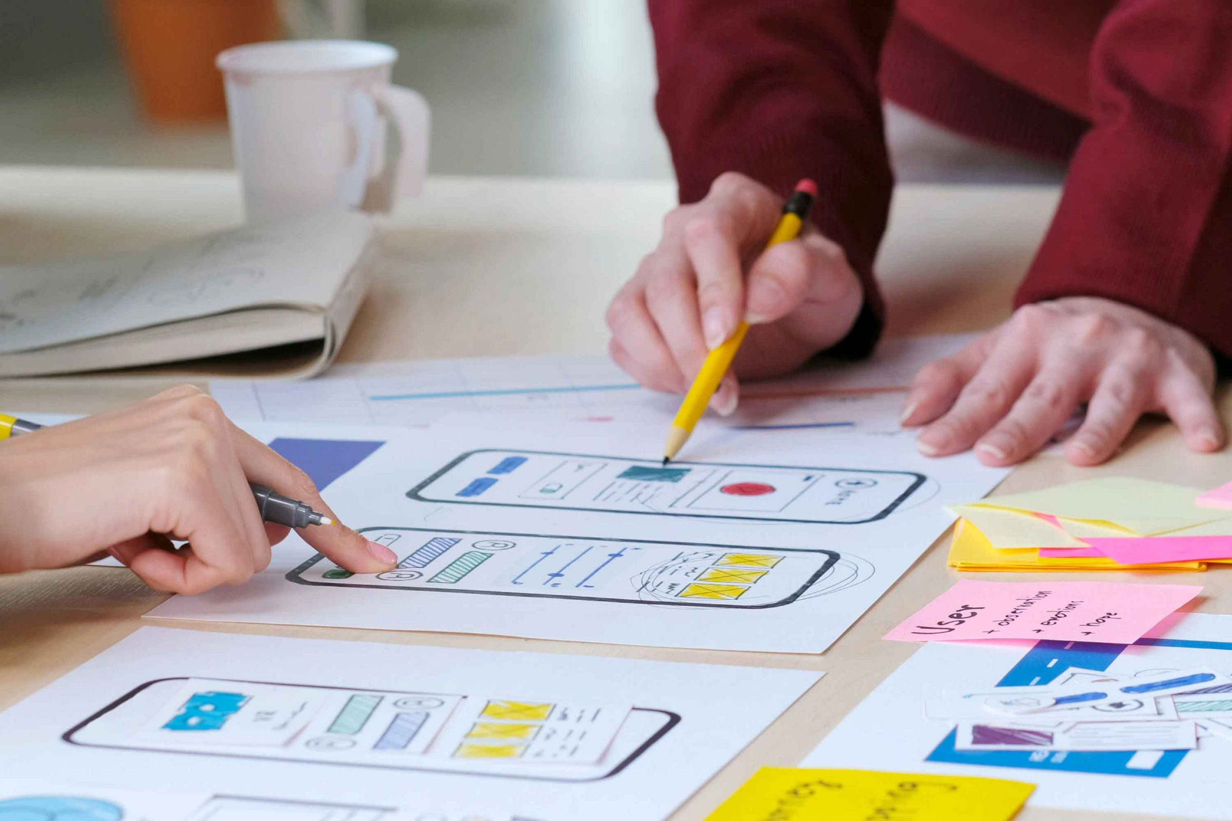 UX design services – how to find and hire a UX designer in 2021